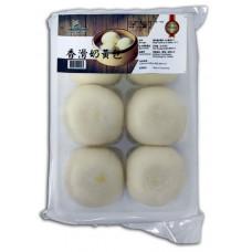 安達-香滑奶黃包(6個)