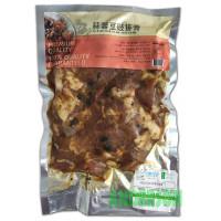 蒜蓉豆豉排骨(磅)
