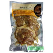 蒜蓉豬扒(磅)