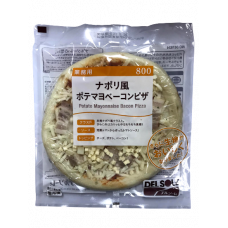 DEL SOLE - 煙肉蛋黃醬薄餅220g(包)