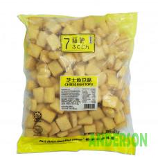 七福神 - 芝士魚豆腐丸(磅)
