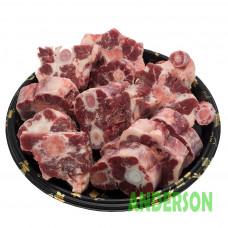 巴西-牛尾切粒(磅)