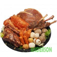 BBQ 套餐C (4人份量)