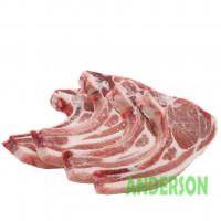 羊架-切扒(澳洲)8枝(磅)
